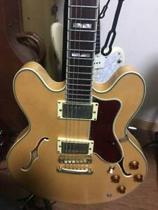 epiphone sheraton made in korea vintage popular electric guitar ems f s ebay. Black Bedroom Furniture Sets. Home Design Ideas