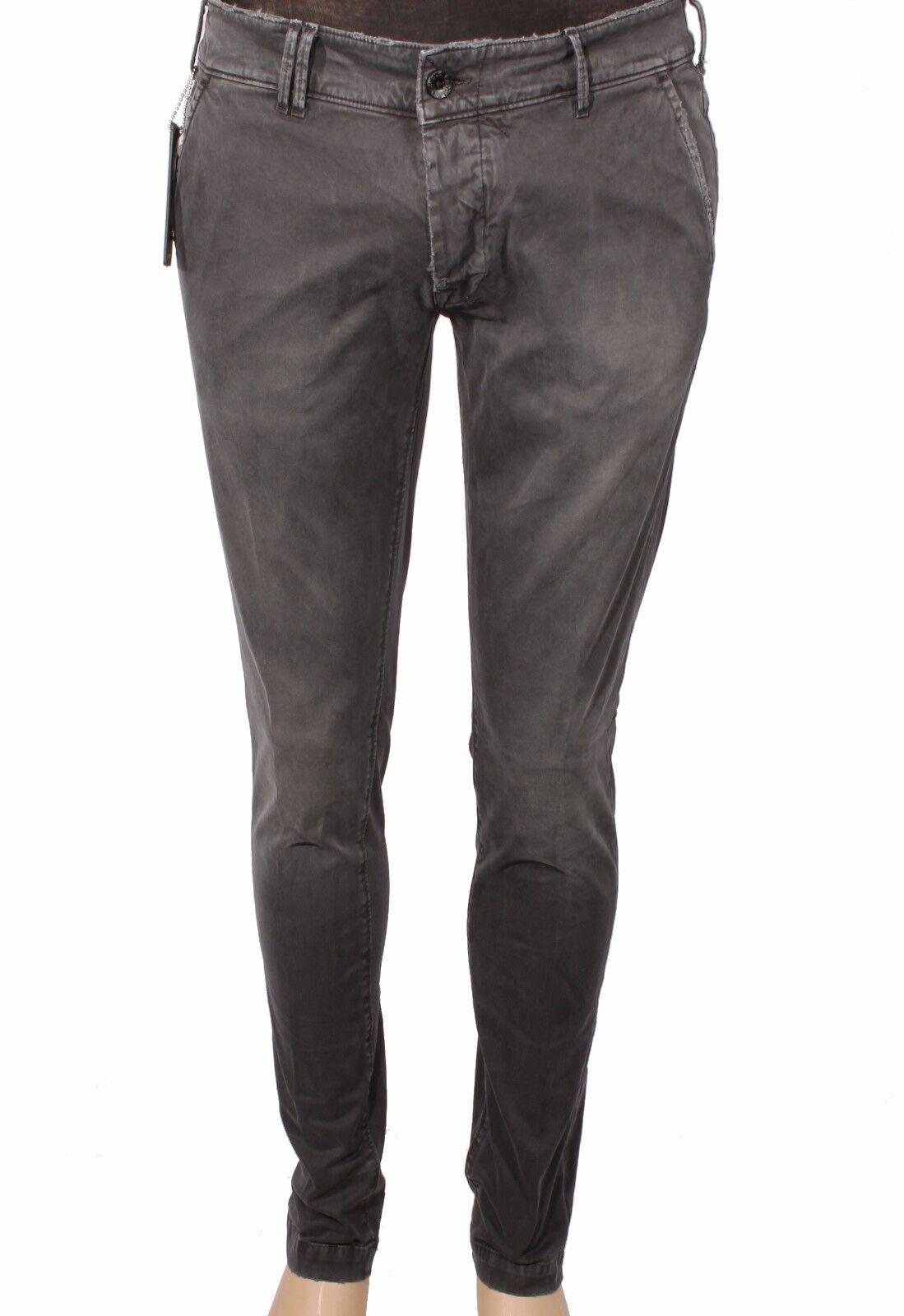 Pantalones de hombre CYCLE MPT049 S G102 T998 0999 SÚPER COMPACTO STRETCH