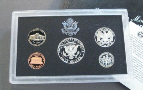 * 1993  U.S * Free Shipping Deal 90/% Silver MINT SILVER PROOF COIN SET