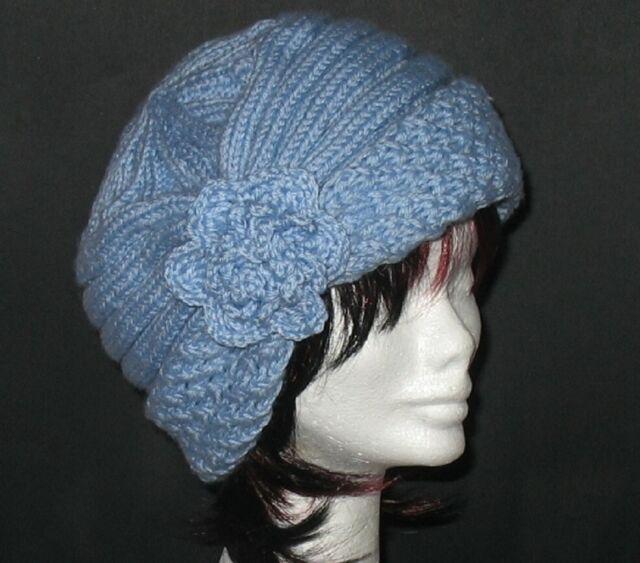 ORIGINAL Knitting PATTERN - Retro Look Wishful Hat Classic Slouchy Beanie