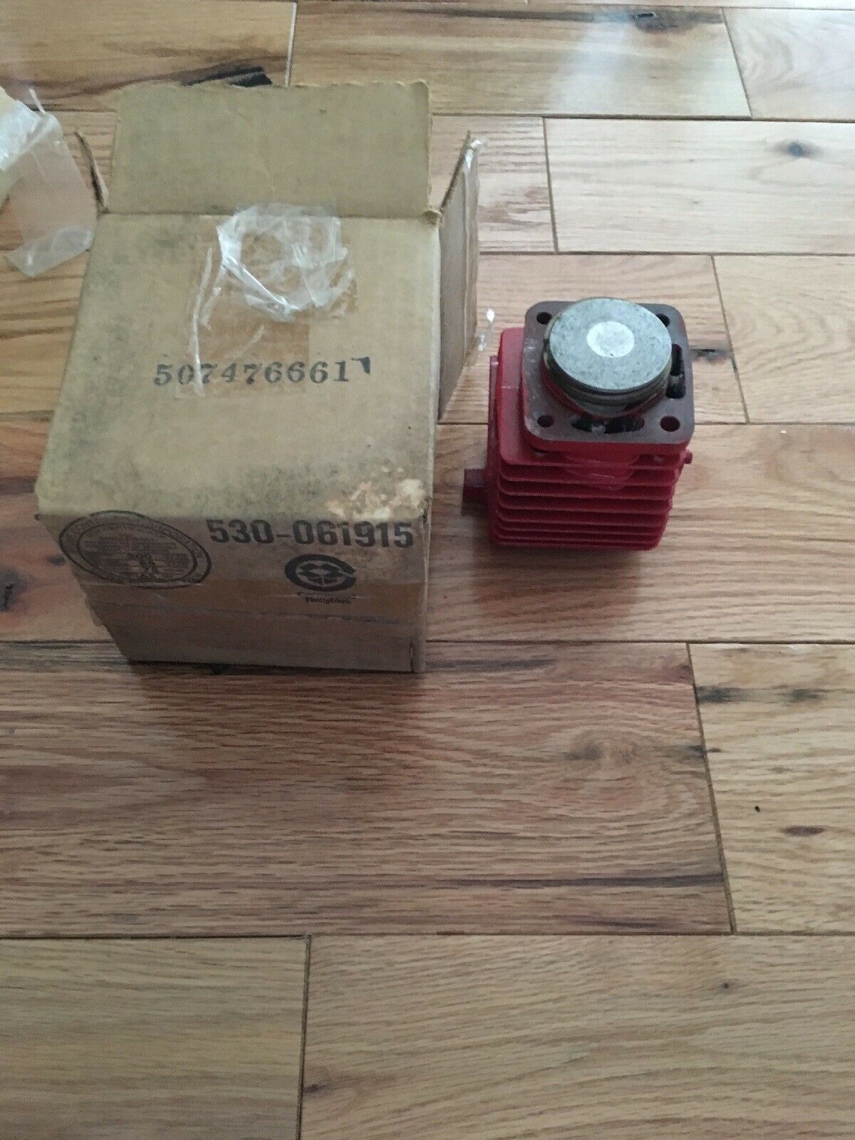 Air hobies 507476661 Cylinder & Piston W rings