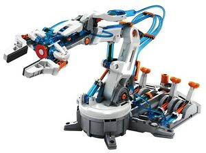 NEW ELEKIT JAPAN Hydraulic Robot Arm MR-9105 Robotic Kit EK Japan F/S