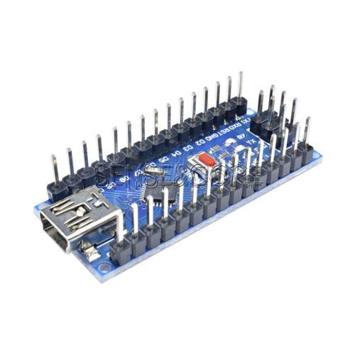 5V 16M Mini USB Nano V3.0 ATmega328 Micro-controller CH340 For Arduino NEU