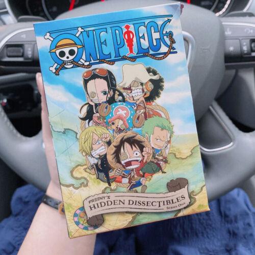 MIGHTY JAXX x ONEPIECE Freeny/'s Hidden Dissectibles Series Sanji Min Toy Secret
