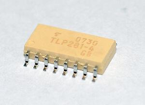 TOSHIBA TLP281-4GB Optocoupler 4-Channels TLP281