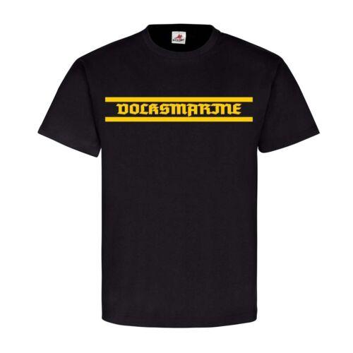 Populaire marine de la RDA Unité militaire Troupe BLASON SCEAU T Shirt #22673