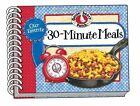 Our Favorite 30-Minute Meals Cookbook by Gooseberry Patch (Spiral bound, 2014)