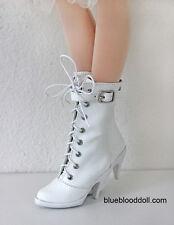 1/3 bjd SD13/16 EID SID girl doll white high-heel boots dollfie dream ship US