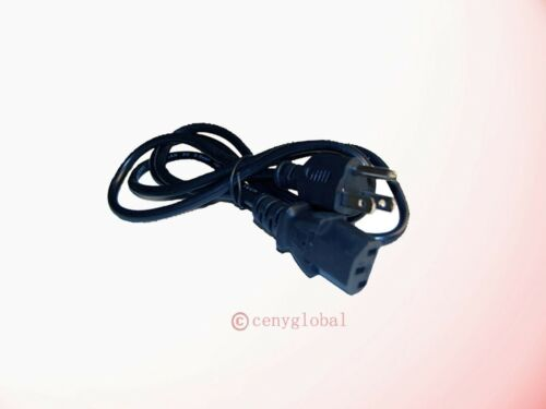 NEW AC Power Cord Cable For PYLE PRO PYD-1928//PTC40LC PYD1964B PYD1015 PYD1962BU