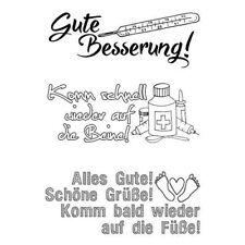 Stempel Clear Stamps Ein paar Taler für Dich 6-teilig Geburtstag Geldgeschenk