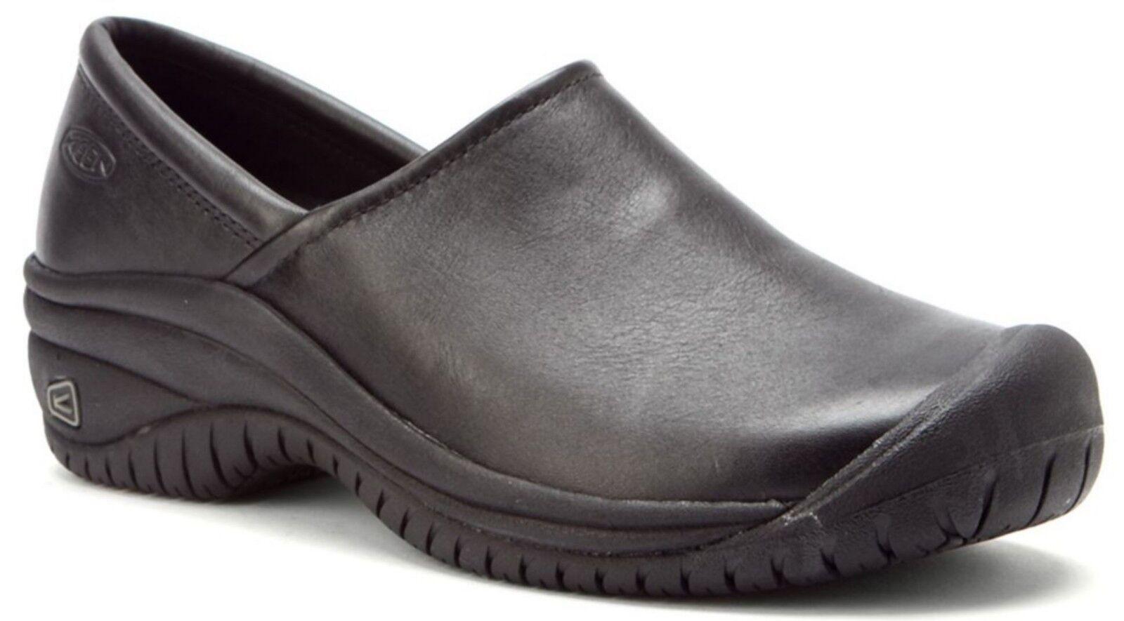 45% de descuento -- Keen Mujeres PTC Cordones Casuales cómodo Aceite Antideslizante Calzado De Trabajo