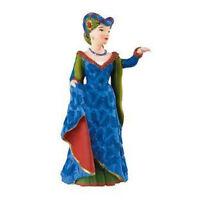 Papo Medieval Fair Lady - Blue Toy Figure 39393