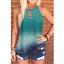 Women-Summer-O-Neck-T-Shirt-Leopard-Blouse-Casual-Beach-Tops-Sleeveless-Tank thumbnail 6