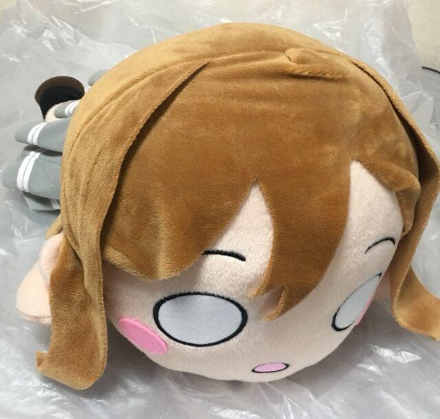 Sunshine! Takami Chika Nesoberi Lying Down Plush Anime Doll Toy SEGA Love Live