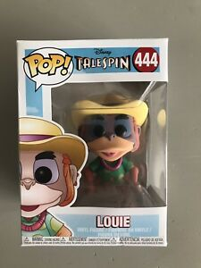 Chase Funko Pop Disney Talespin Louie Chase Limited Edition