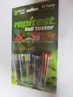 Rapitestr Soil Tester - 10 Kits 1609cs (035307016096) Garden