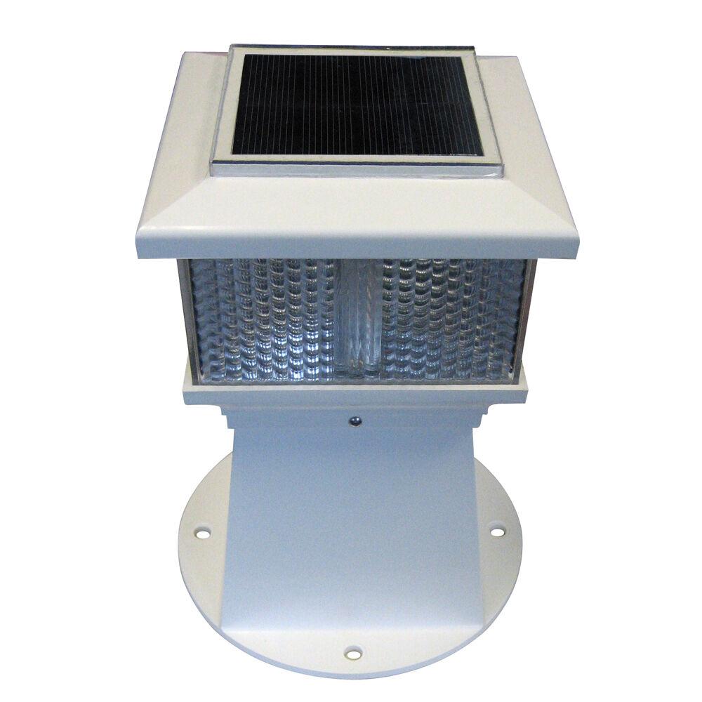 Dock Edge Solar Pilar De Luz