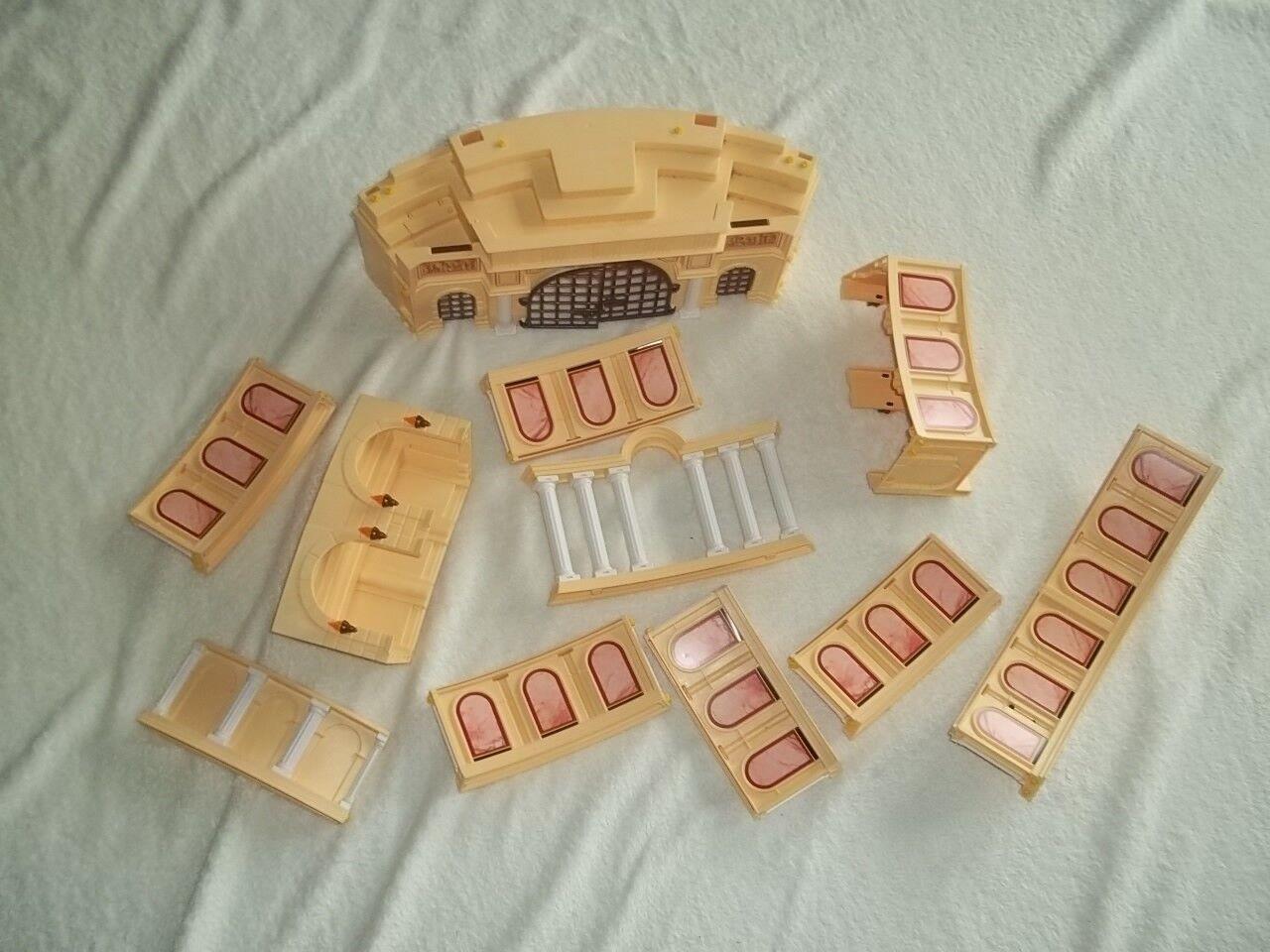 Playmobil 4270 Arena Kinder Spielen Bühne ohne Figuren gebraucht nicht komplett
