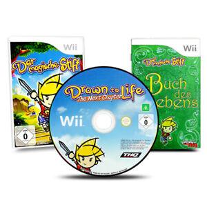 Nintendo-Wii-Jeu-le-Plume-Magique-Emballage-D-039-Origine-avec-Manuel