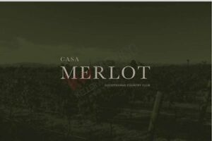 CASA MERLOT / Tu casa entre viñedos