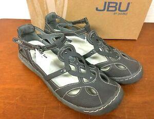 64e122f7568aa Details about NEW JBU by Jambu Women's Ladies Sydney Sandal - PICK SIZE -  Charcoal - 9F_05