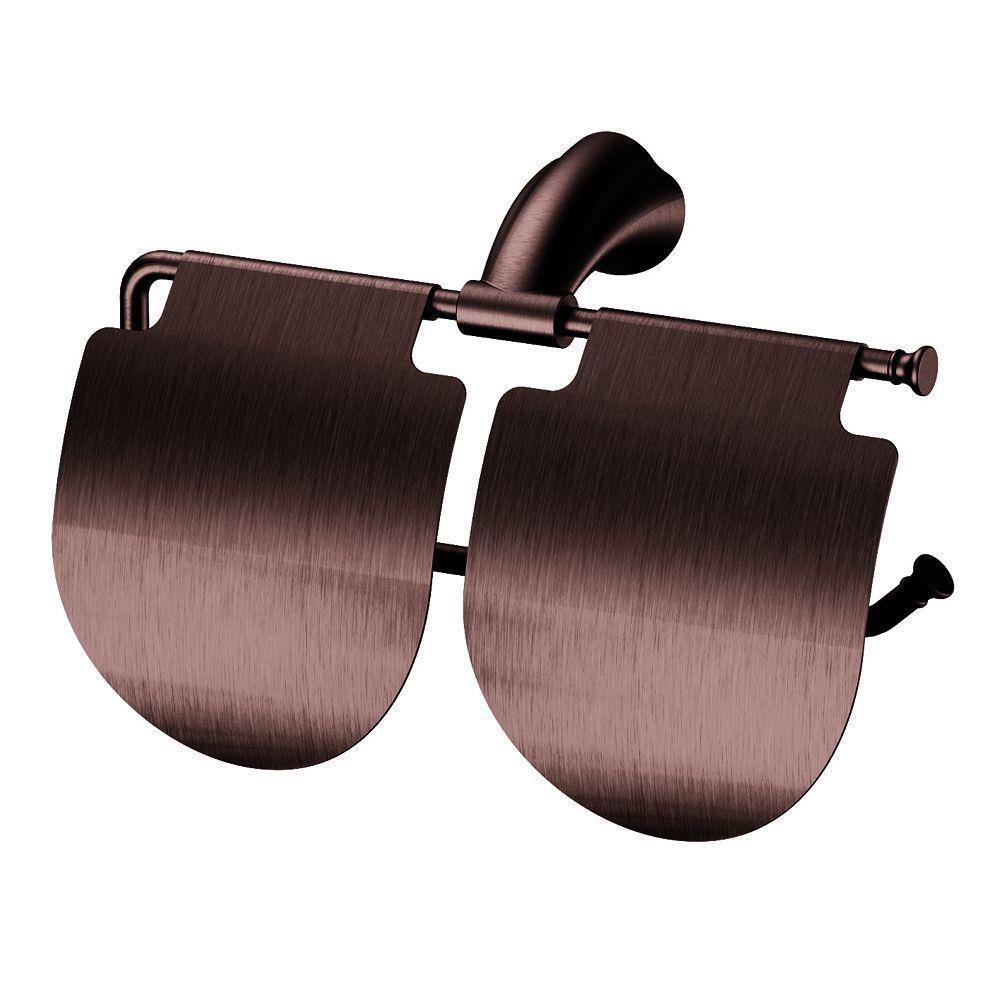 2er Antik Toilettenpapierhalter WC Klo Rollenhalter Papierhalter Papierroller