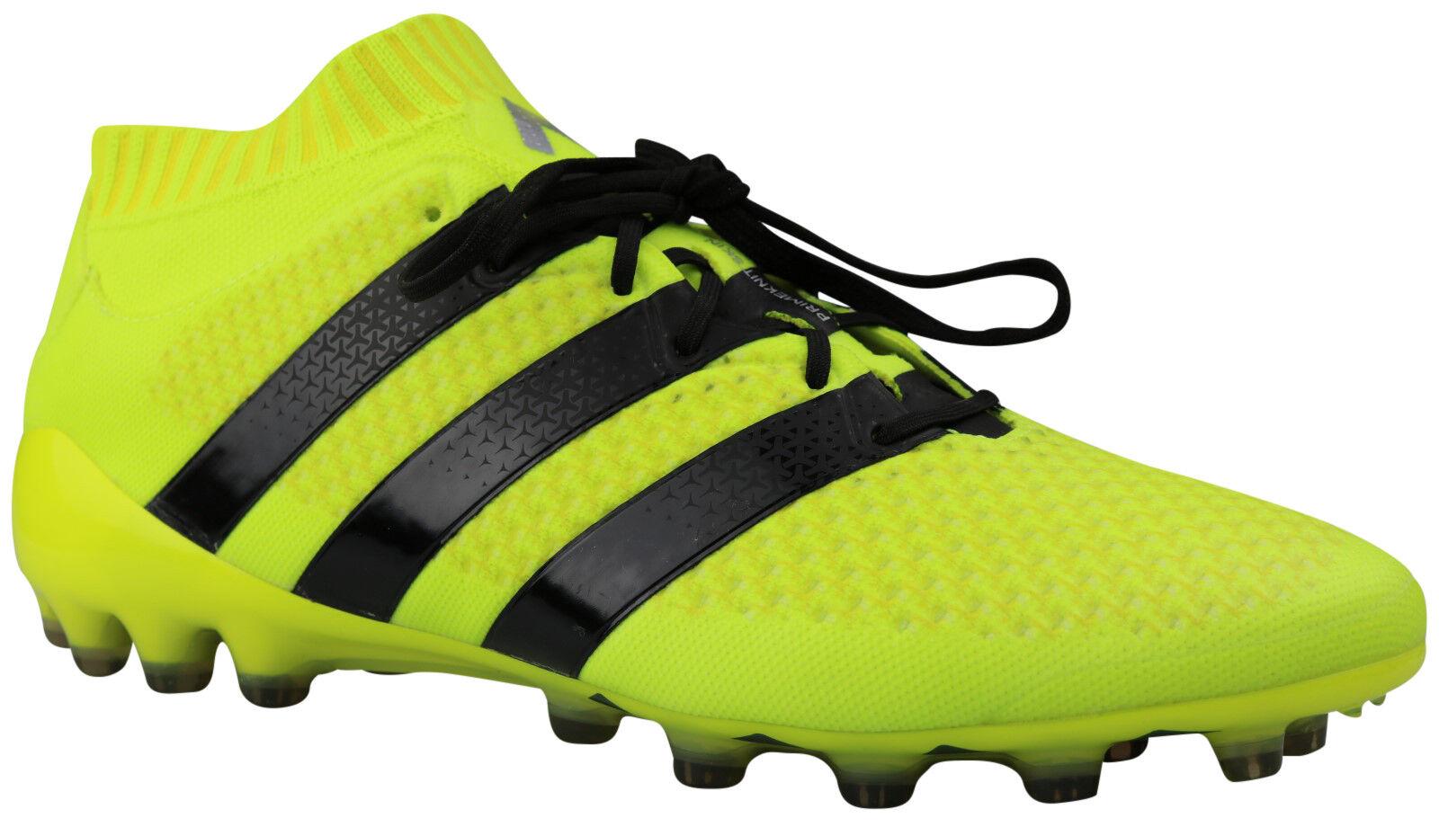 Adidas Ace 16.1 AG Pour des hommes Football chaussures Cam jaune S80580 Taille 45 1 3 nouveau OVP