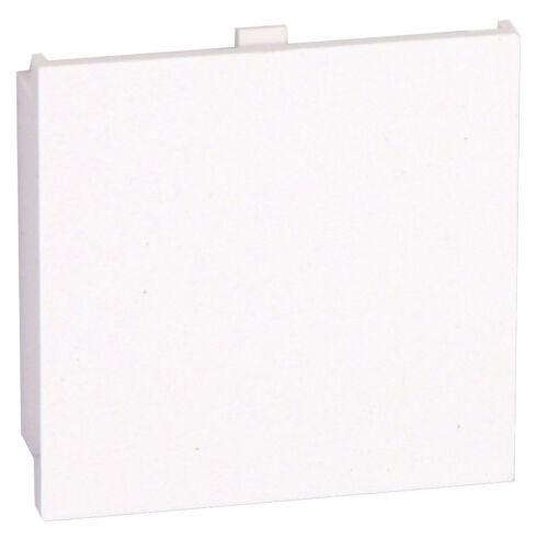 1//4, 1//2 /& full plaque tailles Ajustement facile vis-moins modulaire plaques d/'obturation