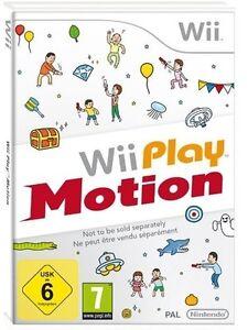 Nintendo-wii-wii-u-wiiu-jeu-play-motion-NEUF-NEW