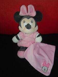 nicotoy disney minnie maus mickes rosa kleid 31cm pl sch. Black Bedroom Furniture Sets. Home Design Ideas