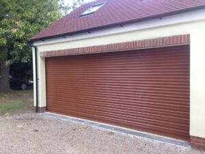 Roller Shutter Garage Door Electric Inc 2 Fobs And Manual Override