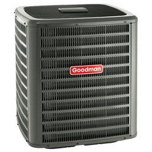 Goodman GSX160481 4 Ton, 16 SEER, R410A Air Conditioner