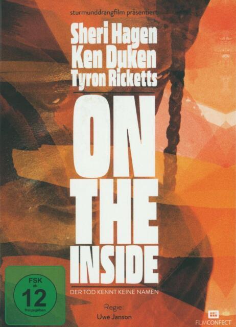 On the Inside - Der Tod kennt keine Namen - Mediabook DVD - 2011 - NEU