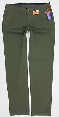 TOMMY BAHAMA /'Del/' Authentic Fit Light-weight Pima Cotton Chino Pants NWT $128