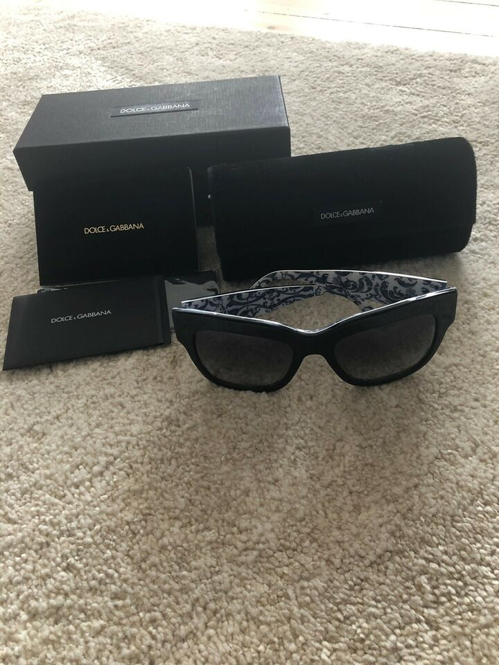 Solbriller dame, Dolce & Gabbana – dba.dk – Køb og Salg af