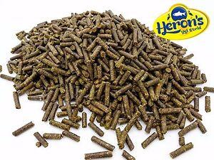 herons rodent pellets 100 natural rabbit guinea pig chinchilla