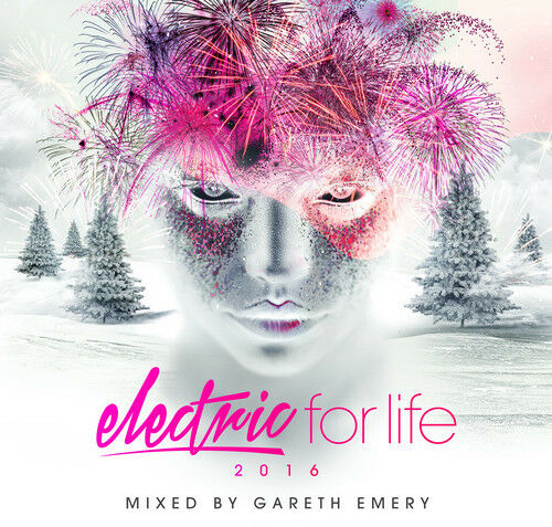 Gareth Emery - Electric For Life 2016 [New CD] Holland - Import