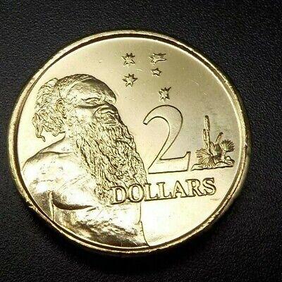 2019 Australia $2 UNC Coin Jodi Clarke JC Effigy ex RAM Mint Bag
