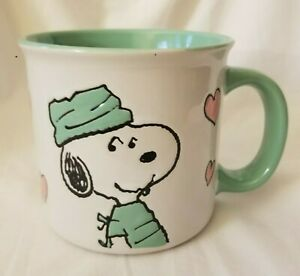 Peanuts Snoopy Nurse Doctor Thank You Mug Coffee Cup New