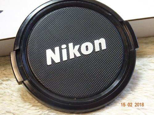 Free UK Postage OFFICIAL ORIGINAL Genuine Nikon 58mm Lens Cap