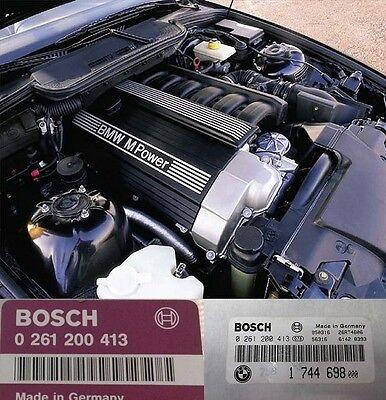 BMW Chip Tuning For M50 E36 E34 325i 525i 525ix 7000 rpm ECU 0261200413