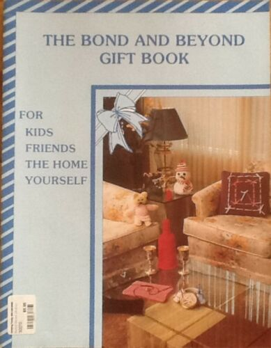 Ultimate sweater machine, USM The Bond and Beyond Gift Pattern Book for Bond