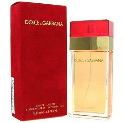 PARFUM POUR FEMME DOLCE ET GABBANA D&G EDT 3,3 OZ 100 ML CLASSIC CLASSIQUE | eBay