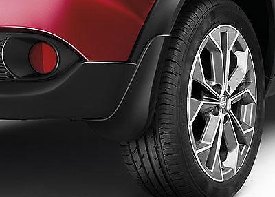 Rear MudFlaps Genuine Nissan Juke 2015 Onwards Mudguards KE788BV587