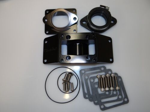 Chariot Banshee BLACK 2 into 1 Intake Kit 36-41carb cable not included