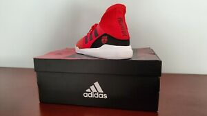 Red Member Adidas Sneakers : rbny