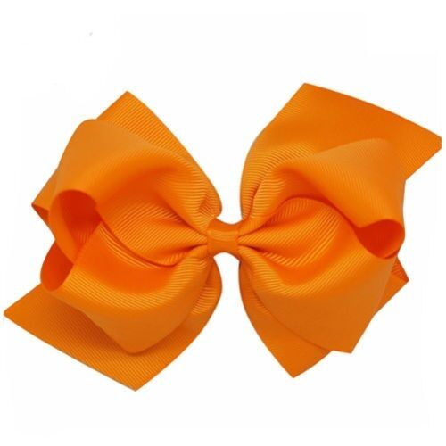 5 pouces baby bows boutique pince à cheveux alligator clips gros-grain nœud ruban fille uk