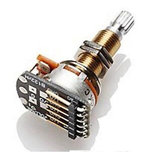EMG-25K-Volume-Pot-with-long-split-shaft-6-pin-Solderless-EMG-25K-SL-SPL-V-LS