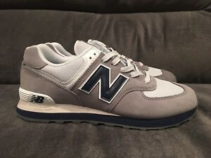 Details about New Balance 574 Core Plus Gray Gunmetal Navy ML574ESD New  Mens Size 10 Shoes