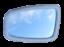 ukscooters-VESPA-LAMBRETTA-HIGHLY-CHROMED-STADIUM-MIRROR-HEAD-X-2-NEW-SQUARE miniatura 4